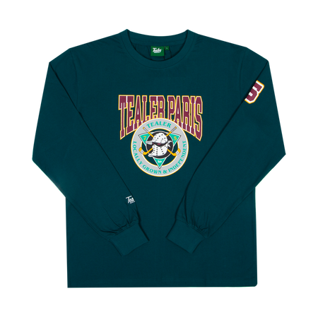 Long Tee Mighty Ducks Green