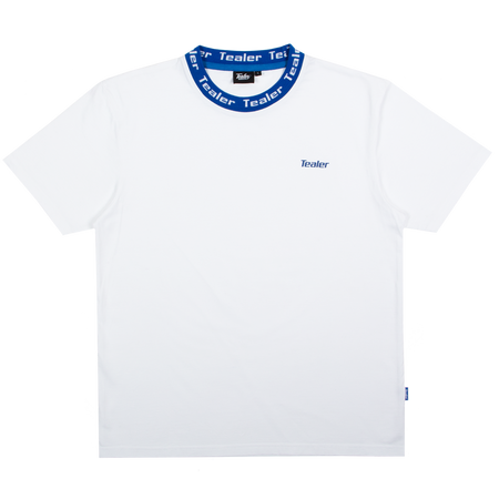 Tee Collar White - Tealer