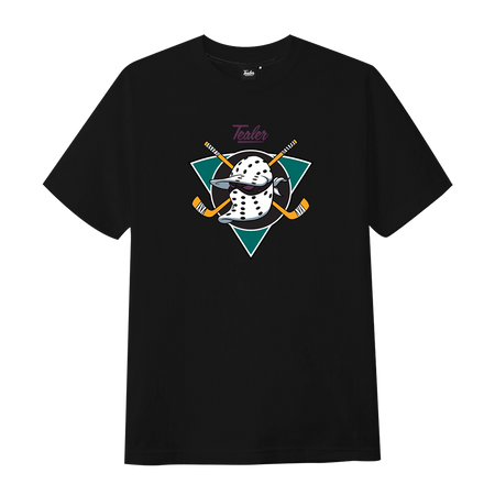 Tee Mighty Ducks Black