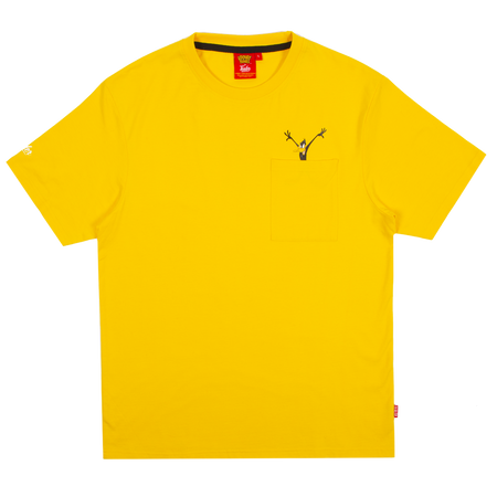 Tee Pocket Daffy Yellow