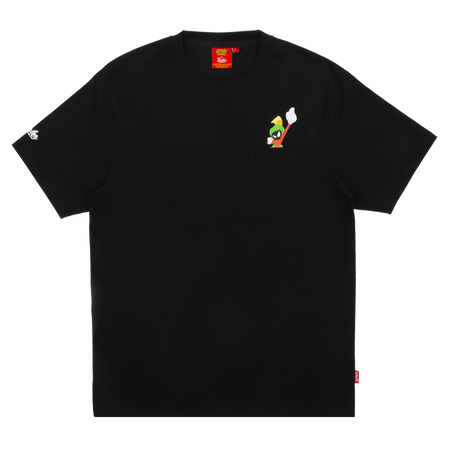 Tee Pocket Marvin Black