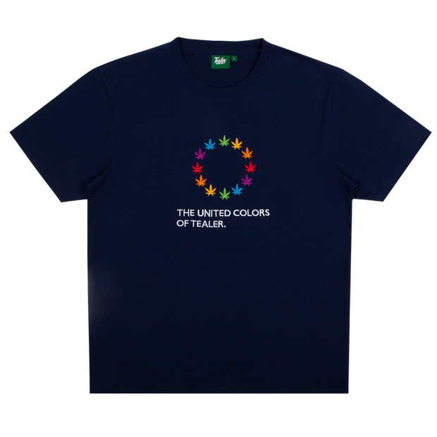 Tee United Colors Navy