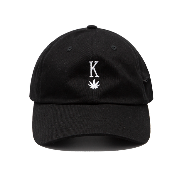 King Kush Cap Black