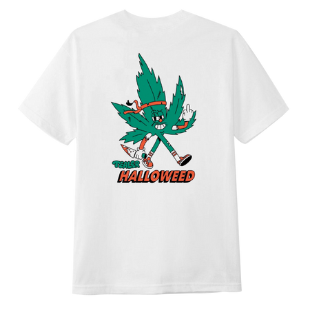 Halloweed Tee White