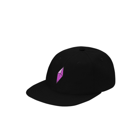 Cap Diamond Black