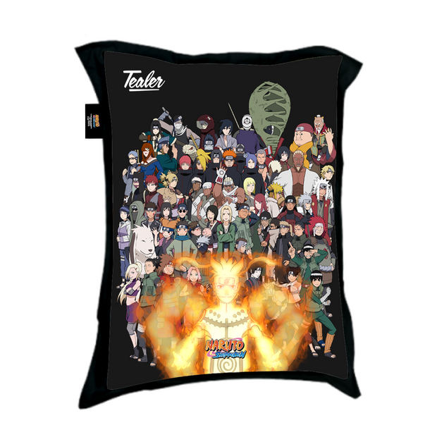 Sit Bag Naruto 10th Revised