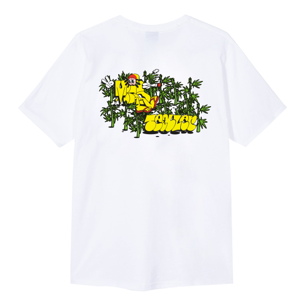 MINA X TEALER JUNGLE TEE - Tealer