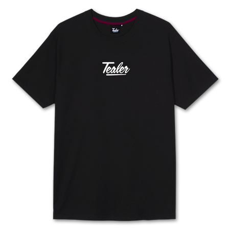 Tee Basic Black - Tealer