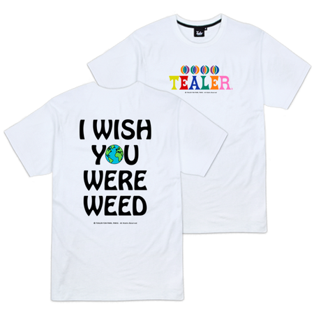 7710a233 I Wish You Were Weed