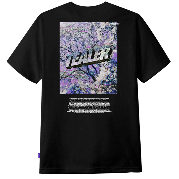 Tee Digital Garden Black