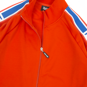 Zipped Jacket Voltage Orange