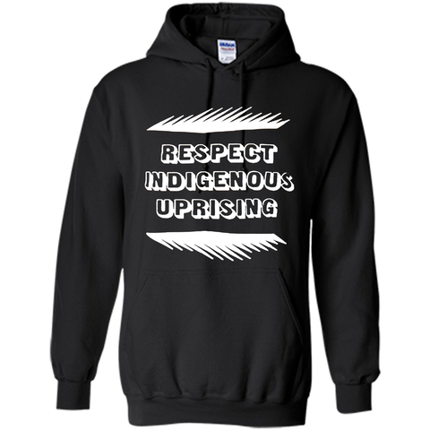 Respect Indigenous Uprising Tee