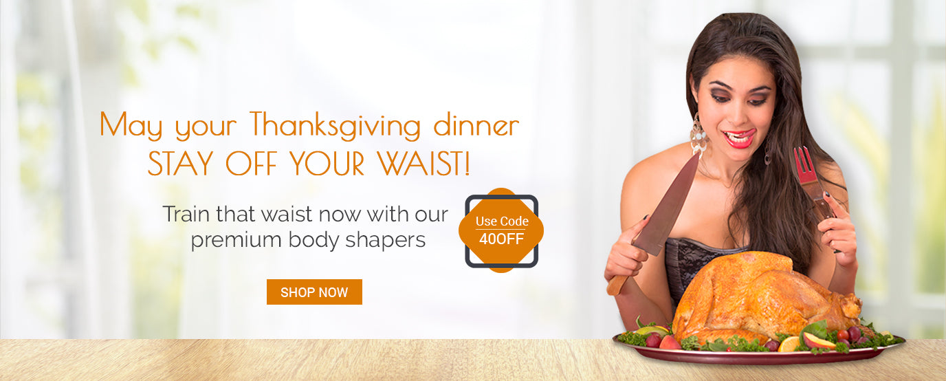 WaistShapers Thanksgiving