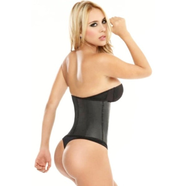 Halle, Light Pressure Waist Cincher (black)