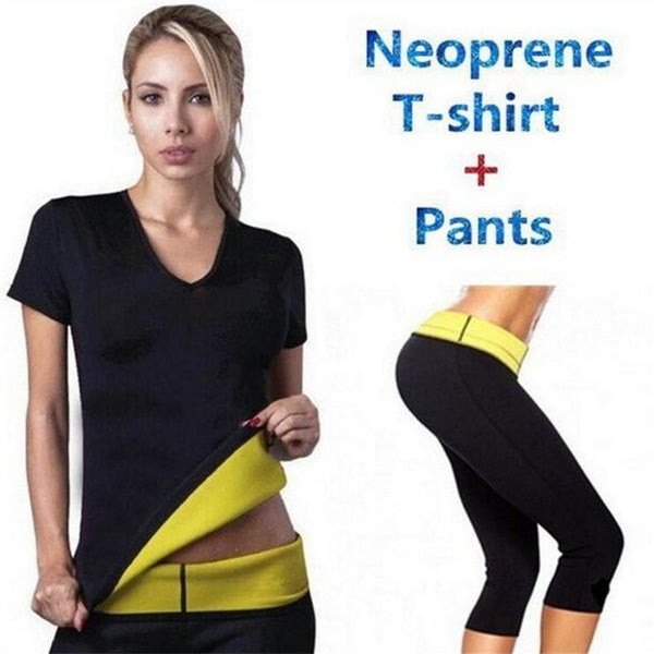 Hot New Neoprene Stretchy Slimming Suit