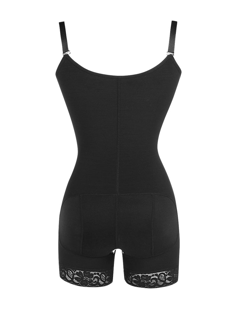 Kim's Multi functional Sheer Sculpt Bodysuit (Close Fitting)