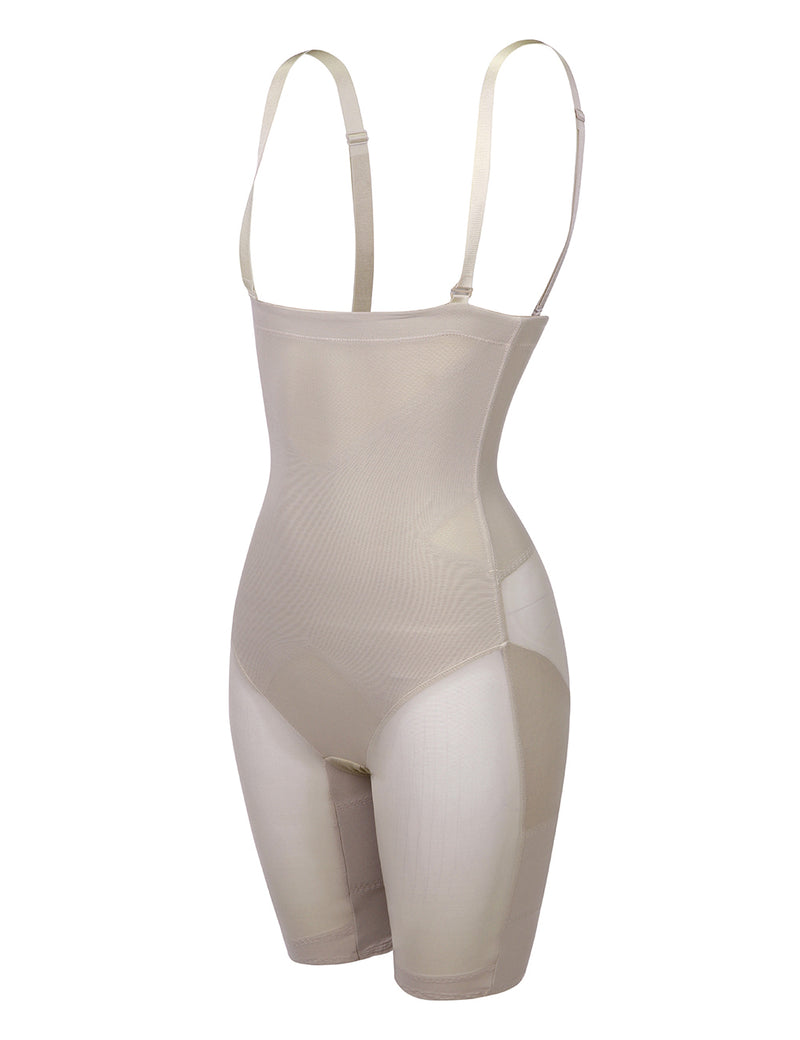 Kim's Sheer Sculpt Body Shaper (Tummy Control)