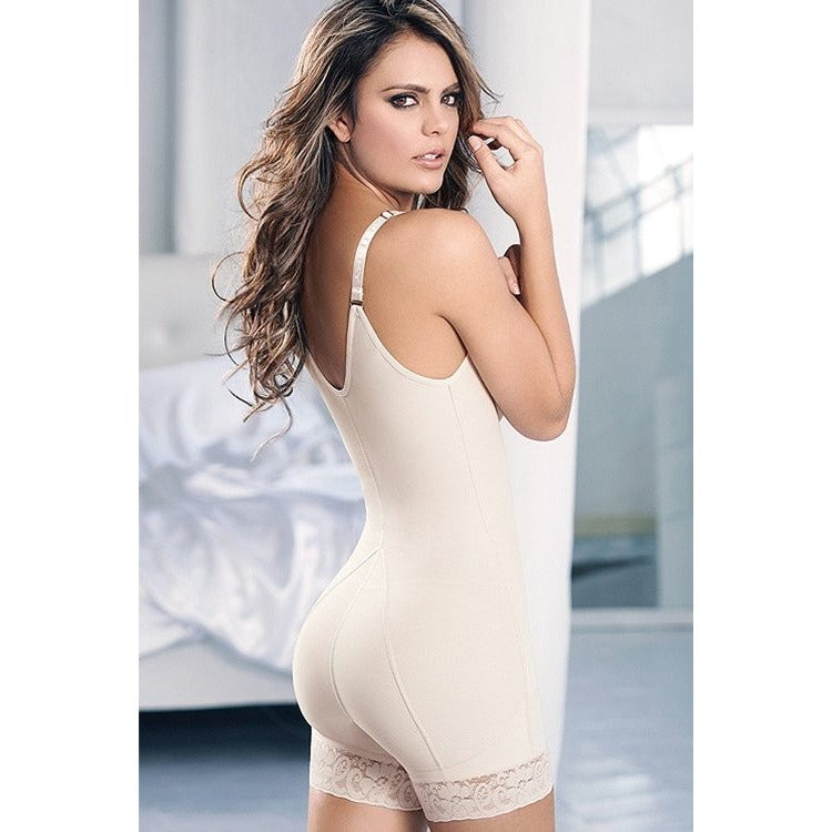 Body Shaper W/ Zipper