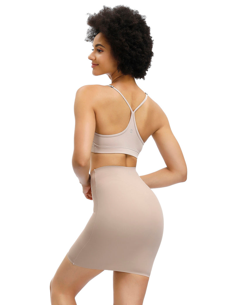 Kim's Body Shaper Skirt back