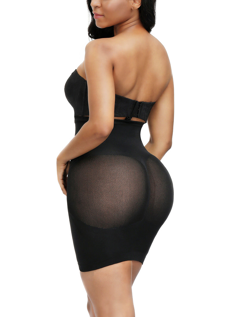 Kim's Butt Enhancing Waist Compressor black back