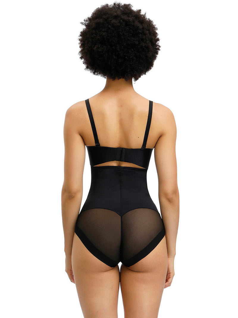 Kim's High Waist Bonded Brief