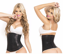 Latex Waist Trainer W/ Stainless Steel Bone Support