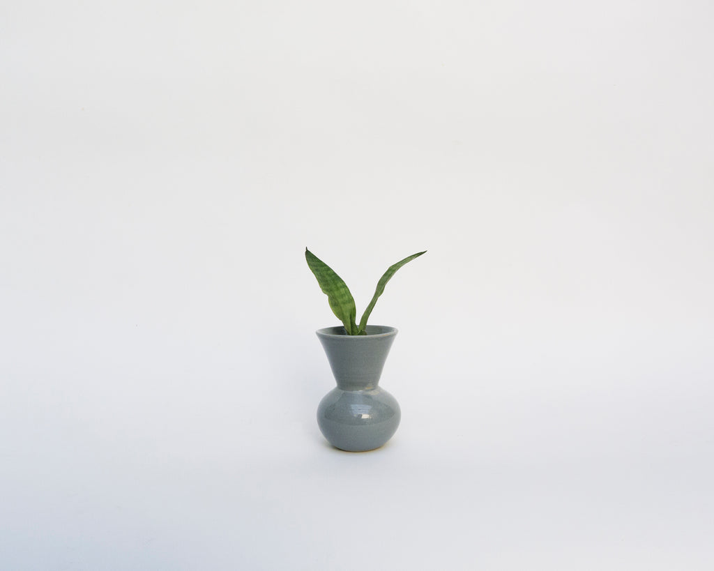 Round Bottomed Planter/ Vase