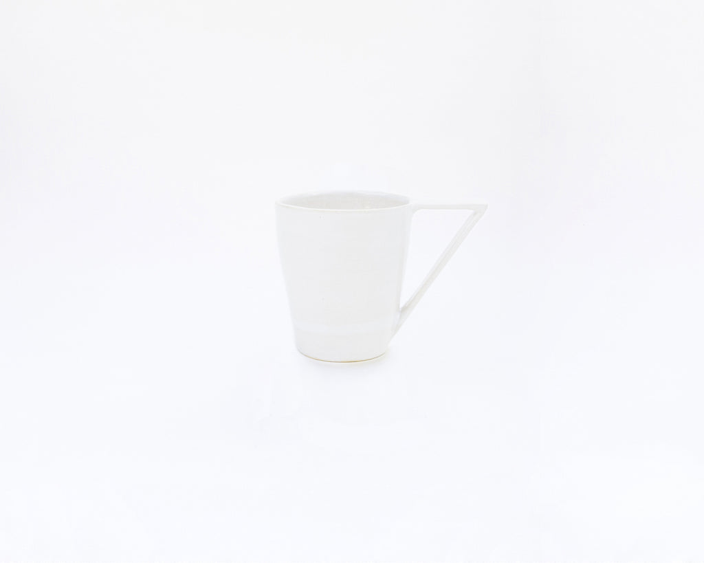 Right-angle mug: Snow