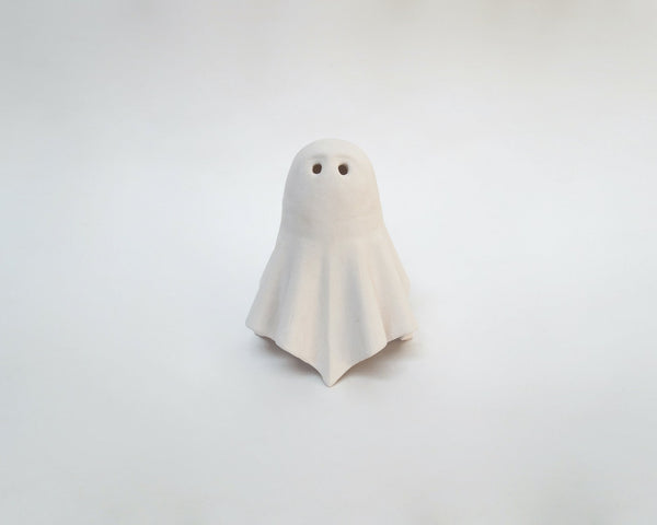 To ghost