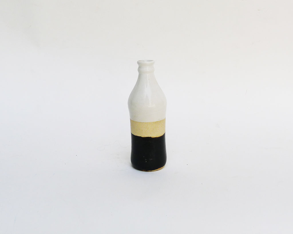 Black and White Bottle