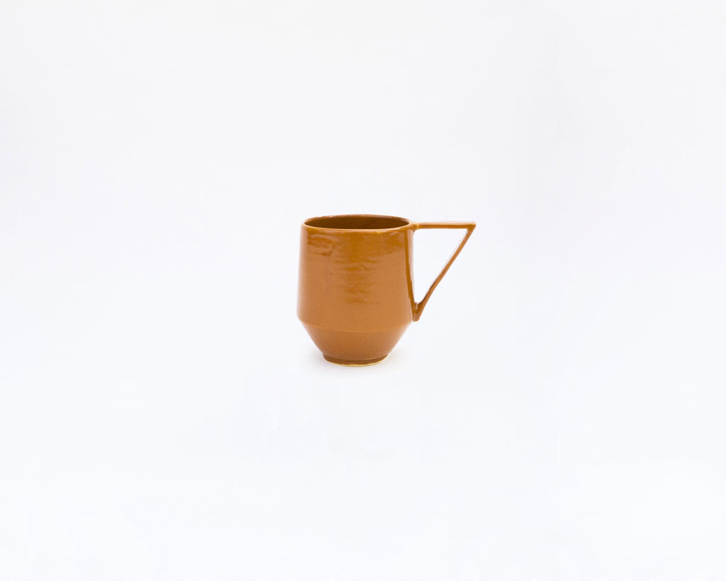 Right-angle mug: Earth