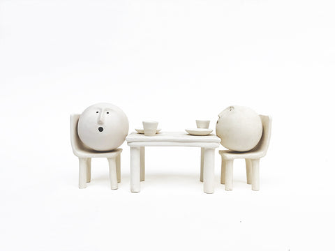 Table set for Two