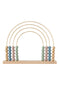 Oyoy Mini Abacus Rainbow Wooden Toy
