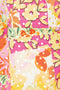 Brown Leopard Zsa Zsa Wrap Dress - Curve