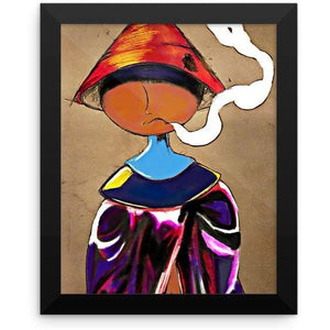 The Drifter - Framed Print