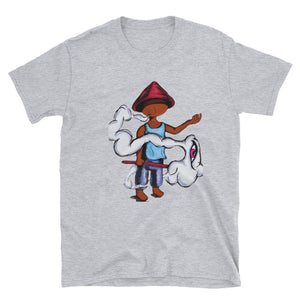 Clouds of strength - T-shirt