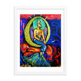 The Melanated Mermaid poster