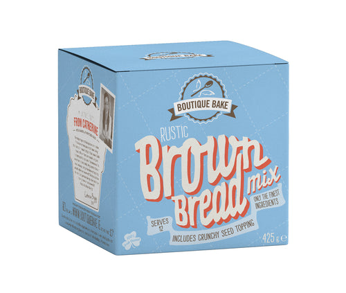 Rustic Brown Bread Mix - 425g