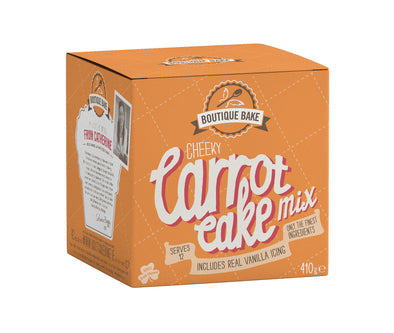 Cheeky Carrot Cake Mix - 410g