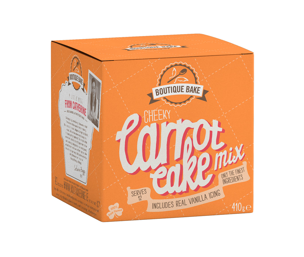 Carrot Cake Mix - 12 units for the price of 10!