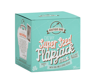 Super Seed Flapjack Mix - ON SALE! (use by end June 2018)