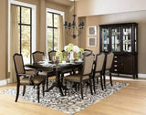 Find Homelegance Furniture Marston Dark Cherry Table at Marlo Furniture