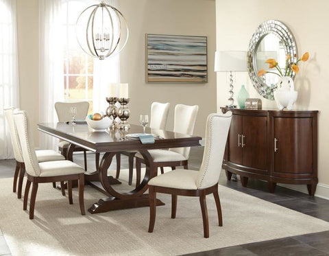 Oratoria Table & 6 Side Chairs