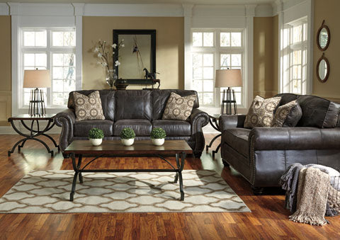 Breville  Charcoal Living Room Set