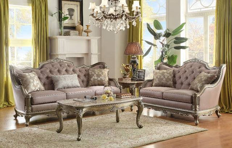 Florentina Living Room Set By Homelegance Furniture Marlo