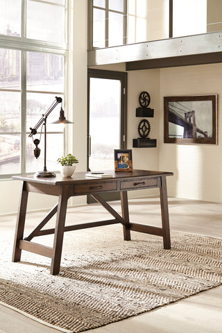 Baldridge Home Office Large Leg Desk