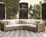 Beachcroft 4 pc. Sectional