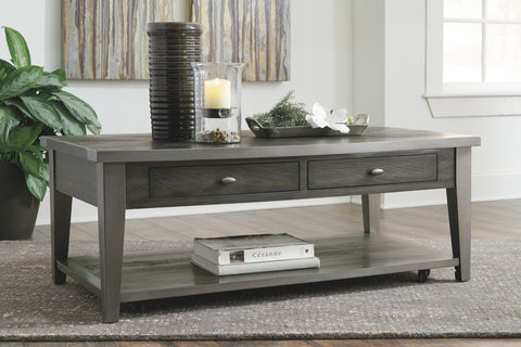 Branbury Rectangular Cocktail Table