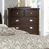 Find Homelegance Furniture Marston Dark Cherry Chest at Marlo Furniture