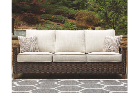 Paradise Trail Sofa with Cushion
